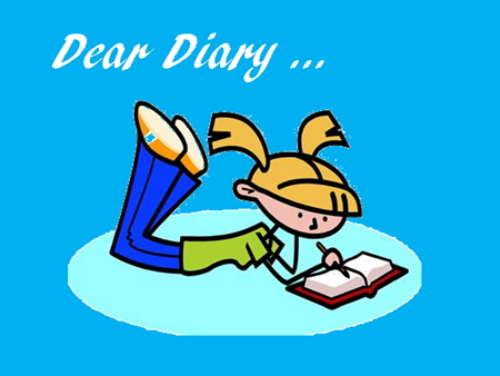 The Diary as a Story Format