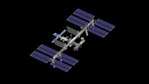 International Space Station. Source: Clip Art.