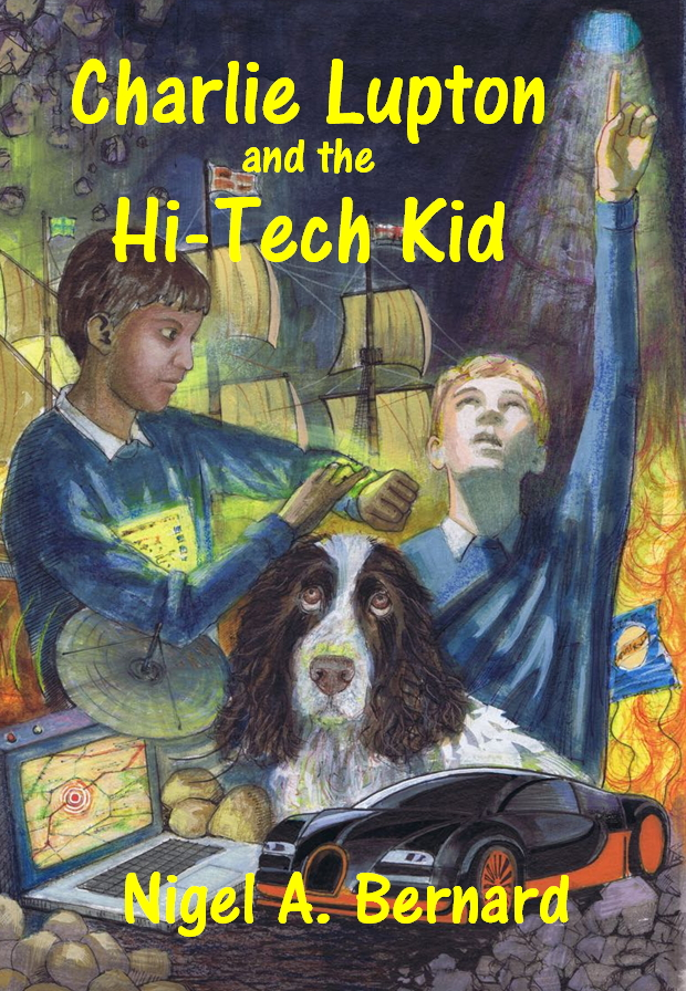 Charlie Lupton and the Hi-Tech Kid