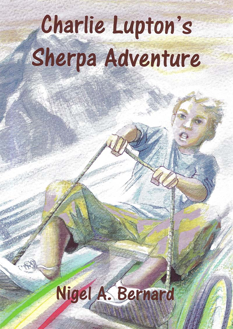Charlie Lupton's Sherpa Adventure